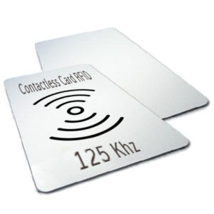 Contactless card RFID 125 Khz