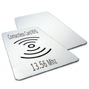 Contactless card RFID 13.56 Mhz