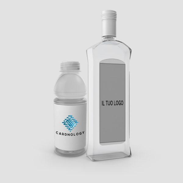 etichette per bottiglie